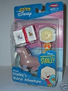 Amazon Com Playhouse Disney Stanley S Walrus Adventure