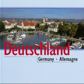 Deutschland. Germany. Allemagne. Bildlegenden in deutsch, englisch und französisch
