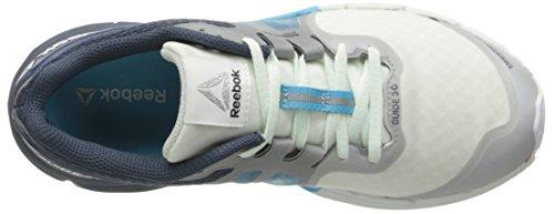 Reebok Womens Un Guide De 3,0 Opale Chaussure De Marche / Ardoise Royal / Bleu Croquants
