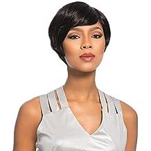 Sensationnel Human Hair Wig Empire Celebrity Series Chloe (1B)