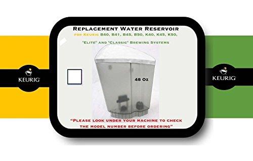 Replacement Reservoir Keurig Classic Brewing