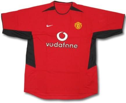 Nike Manchester United Jersey Camiseta 2002-2004 Retro Talla L ...