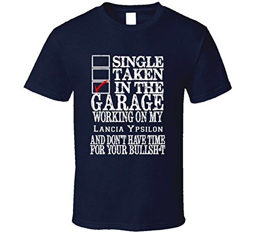cargeekteescom-single-taken-lancia-ypsilon-funny-car-shirt-2xl-navy