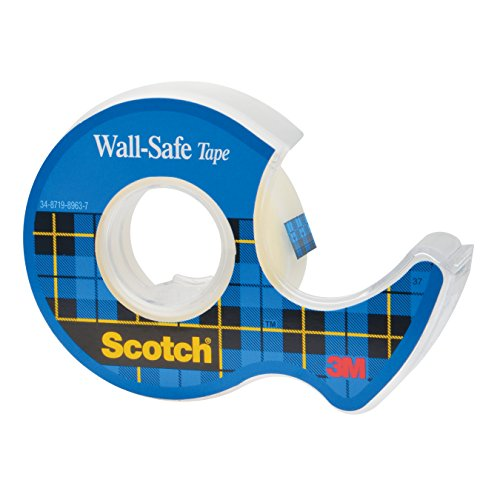 Scotch(R) Wall Tape Adhesive Tape (183) Photo #2