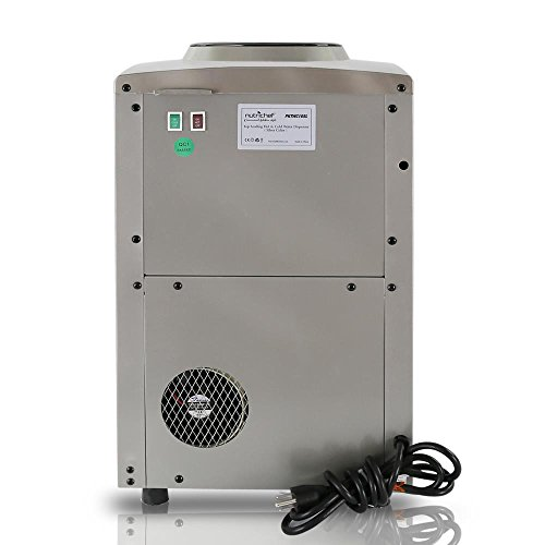 Buy electric hot cold water cooler dispenser 3-5 gallon