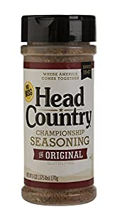 upc 028239009366 product image for Head Country Bar-B-Q Championship Seasoning, No Msg Original, 6 Ounce | barcodespider.com