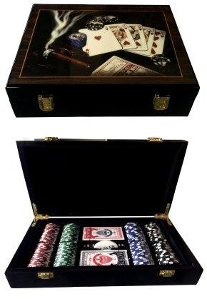 High B01IWWYHGK Roller High 200 High Poker Chipセットin High Gloss木製ケース B01IWWYHGK, GiMOの帽子屋:00a7ca0f --- itxassou.fr