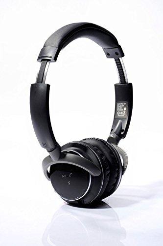 Auriculares Estéreo Bluetooth 4.0 Nia Q7 Auriculares inalámbrico micrófono para Smartphone y Tablet universales: Amazon.es: Electrónica