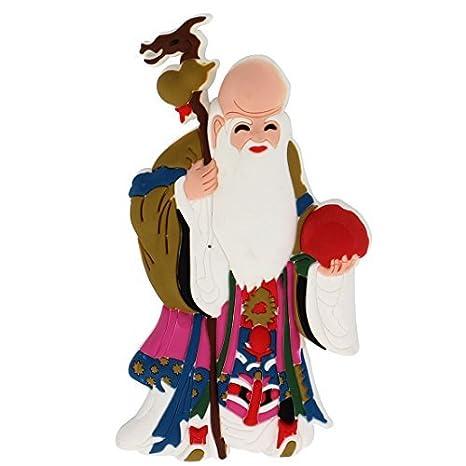 DealMux Mayor China Carácter ópera de Pekín Imán Hombre de Goma ...