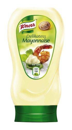 Knorr Delikatess-Mayonnaise 80% Fett, 6er Pack (6 x 250 ml)