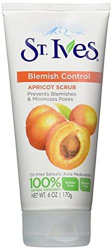 St. Ives Blemish & Blackhead Control Apricot Scrub, 6 oz (Pack of 3)