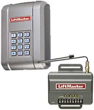 Amazon Com Liftmaster Kpw250 Wireless Keypad Liftmaster 850lm Universal Receiver Camera Photo
