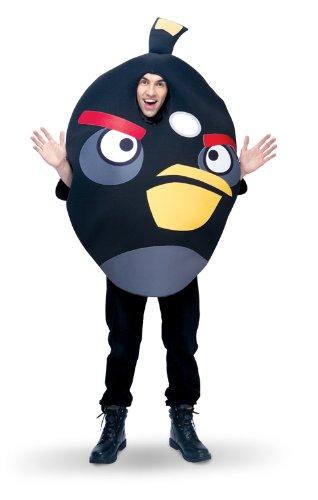 Black Bird Costume - Standard - Chest Size 38-46