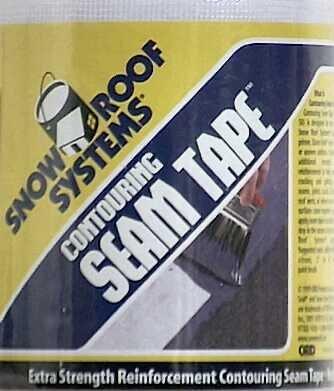 Heavy Duty Seam Tape Hardware Adhesives Coatings Sealants