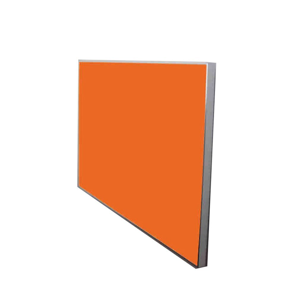 NAN 壁掛け式ドロップリーフテーブル、折りたたみキッチンダイニングテーブルデスク3つのサイズのアルミニウム合金エッジ ワークベンチ (色 : Orange, サイズ さいず : L 90*W55CM) B07FGWS179Orange L 90*W55CM
