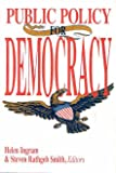 Public Policy for Democracy, Ingram, Helen, 0815741529