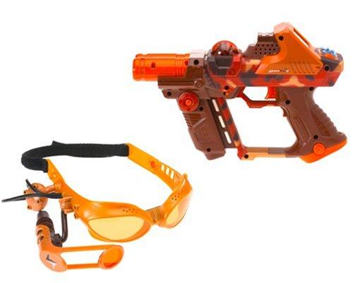 Lazer Tag Team Ops Single Player Camo Orange B00069CYTA