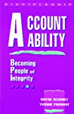 Accountability, Wayne Schmidt and Yvonne Prowant, 0898270898