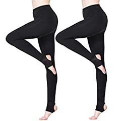 These BONAS Women's Fleece Lined 2-Pair Pack Tights are a fashionable and versatile addition to your wardrobe. Constructed of polyester and elasthane, they provide excellent comfort while the polyester fleece lining ensures added warmth. Thes...