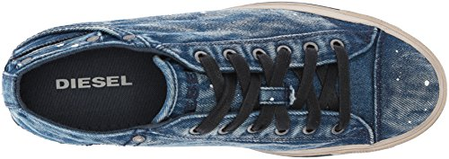 Diesel Hommes Magnete Exposition Faible I Sneaker Indigo