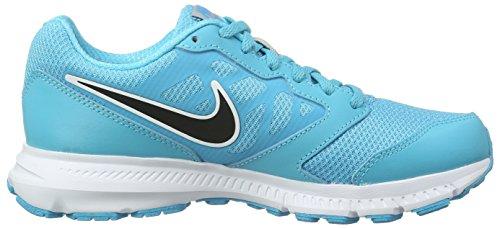 6 Slvr Blck Blue da Downshifter Ginnastica Wht Gamma Donna Nike Scarpe Blu Mtllc Azul Wmns SZqHESxO