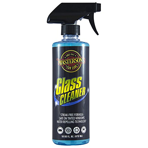 Masterson's Car Care MCC_105_16 Glass Cleaner (16 (Perfect Vision Glass Cleaner)
