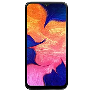 Samsung Galaxy A10 32GB A105M 6.2″ HD+ Infinity-V 4G LTE Factory Unlocked GSM Smartphone – Black