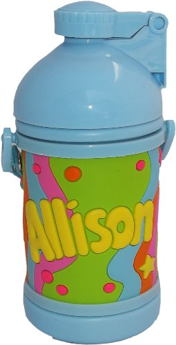Allison Drink Bottle by John Hinde Personalized My Drink ...