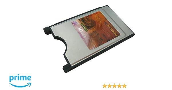 Kalea Informatique – Adaptador Compact Flash (CF) a PCMCIA/CardBus – Lector/grabador de