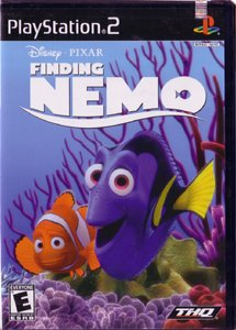 2 Finding (Finding Nemo - PlayStation 2)