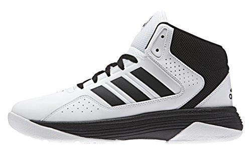 adidas Cloudfoam Ilation Mid, Zapatillas de Deporte para Hombre Varios colores (Blanco (Ftwbla / Negbas / Negbas))