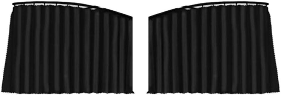Aslion 1 Pair Car Magnetic Sunshade Full UV Protection Curtain Sun Block Privacy Protector Shades