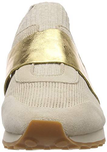 120 Marc Sneaker O'polo Beige creme Baskets Femme nqOgqHwYW