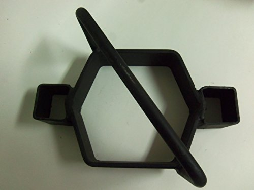 Southern Snares and Supply Cookie Cutter Trap Bedder #4, Square Jaw #3 -