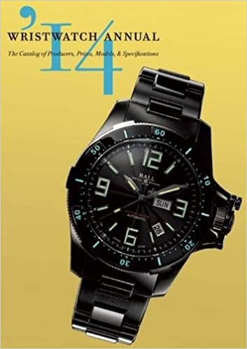 Prices and Specificat Models Wristwatch Annual 2017: The Catalog of Producers