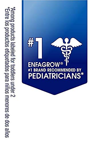 2 Pack - Enfagrow Toddler Transitions Gentlease Formula - Eases fussiness, gas & crying - Powder can, 20 oz: Amazon.com: Grocery & Gourmet Food