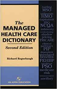 Managed Care Glossary