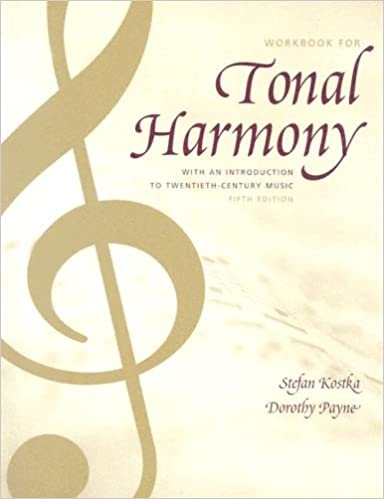 Tonal harmony wkbk with wkbk audio cd and finale cd rom stefan tonal harmony wkbk with wkbk audio cd and finale cd rom 5th edition by stefan kostka fandeluxe Images