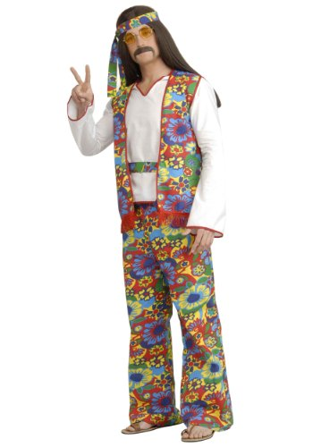 Costu (Hippie Adult Costumes)