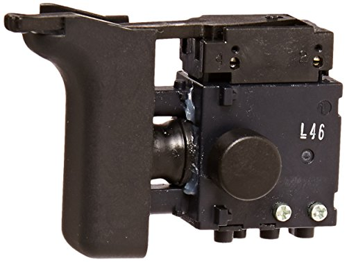 Hitachi 323479 Switch Pillar Type with Lock Replacement Part