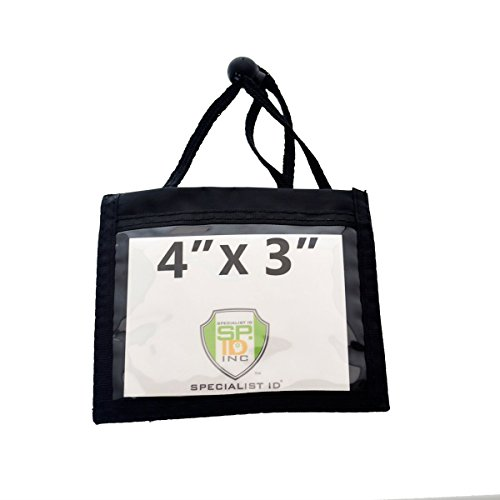Id Neck Pouch - 3
