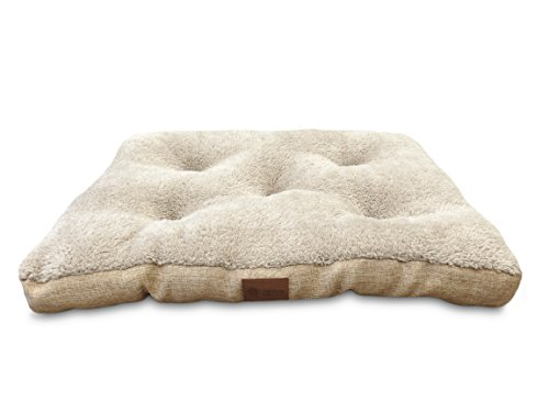 AKC Deluxe Ultra Soft Tufted Pet Crate Mat