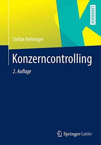 Download Konzerncontrolling (German Edition) Pdf