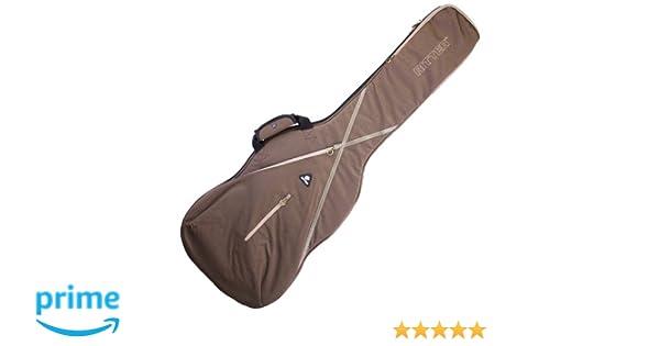 Ritter sesión 7-Funda para bajo eléctrico, color marrón: Amazon.es: Instrumentos musicales