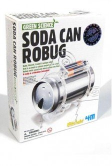 soda can robug kit - 5