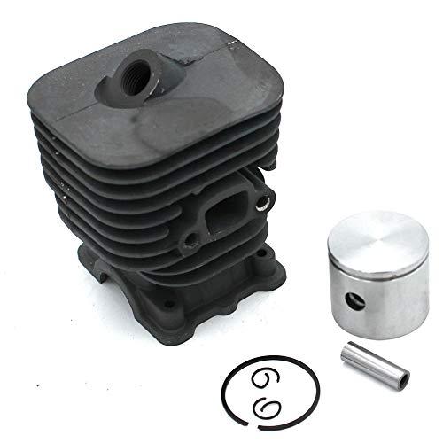 P SeekPro Cylinder Piston Kit 35mm for Husqvarna 124C 124L 125 125C 125E 125L 125LD 125LDX 125R 125RJ 128C 128CD128L 128LD 128R 128LDX 128RJ 128DJX PN# 545 00 10-01 545 03 03-01 54503378 545008083