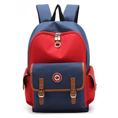 Kids Backpacks School Bags for Children Backpack Kids Shoulder Bag For Boys Girls School Cute Bookbag Outdoor Daypack Baobab's wish (red) [並行輸入品]   B078WWPJTM