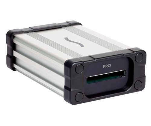 Sonnet Echo ExpressCard Pro Thunderbolt Adapter & SxS Media Reader by Sonnet Technologies