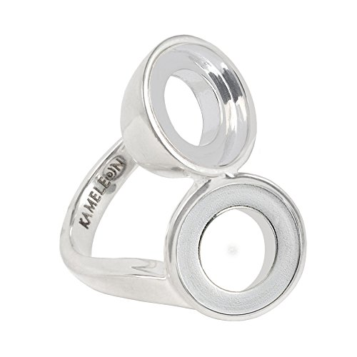 Kameleon Legacy Double Trouble Ring Size 7 for sale  Delivered anywhere in Canada