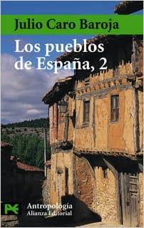 Los pueblos de España, 2 El Libro De Bolsillo - Ciencias Sociales ...